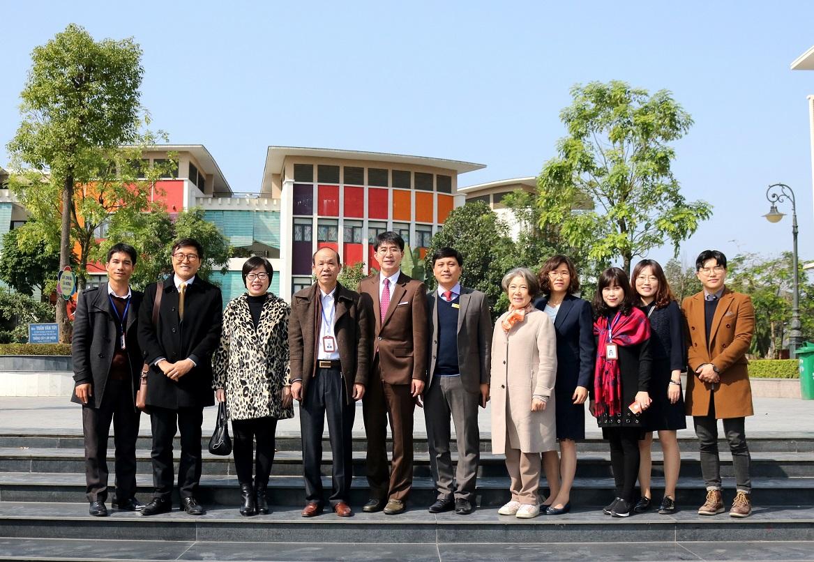 Sở Ngoại vụ, UBND thành phố Bắc Ninh tiếp đoàn Quận Guro (Seoul, Hàn Quốc)